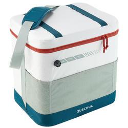 Opblaasbare koeltas voor kamperen en wandelen Compact Fresh 25 liter