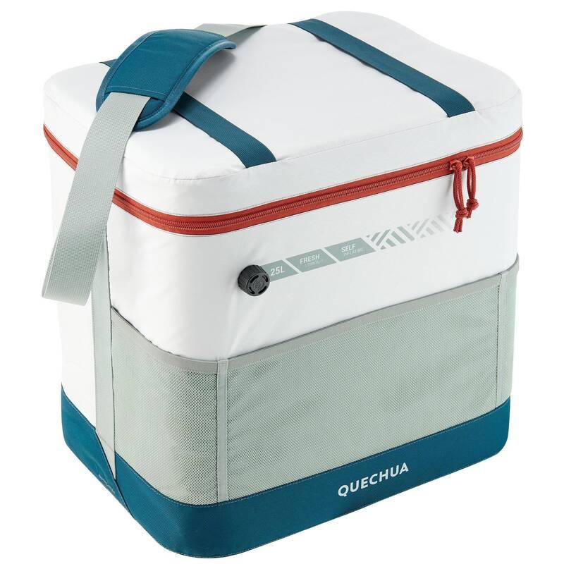 CHLADICÍ BOXY Kempování - SKLADNÝ CHLADICÍ BOX FRESH 25L QUECHUA - Vybavení na kempování