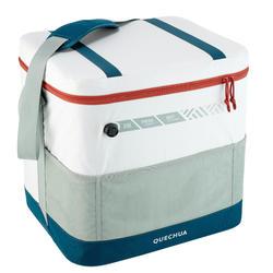 Opblaasbare koeltas voor kamperen en wandelen Compact Fresh 35 liter