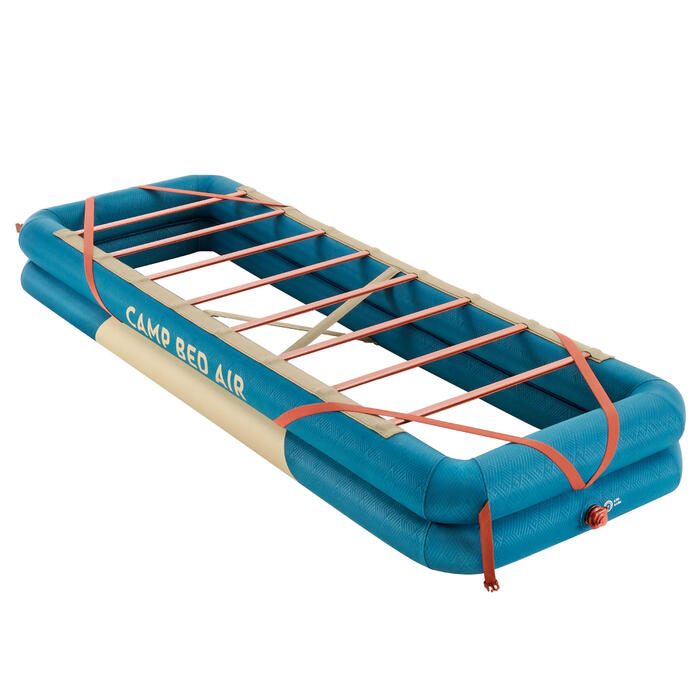 SOMMIER GONFLABLE DE CAMPING - CAMP BED AIR 70 CM - 1 PERSONNE