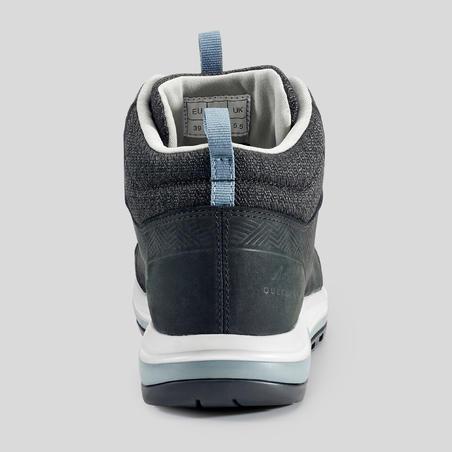 Chaussures imperméables de randonnéeNH500 Mid WP - Femmes