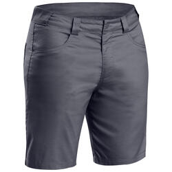 Men's Hiking Shorts NH100 - Carbon Grey
