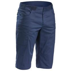 Men's country walking Bermuda shorts - NH500 Fresh