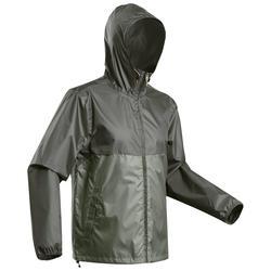 Casaco impermeável de caminhada NH100 Raincut - Homem