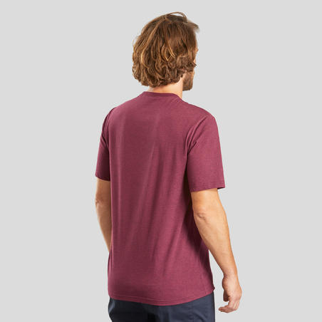 T-shirt de randonnéeNH500– Hommes