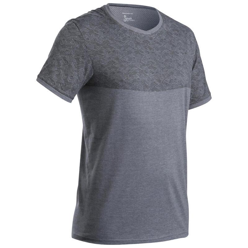 Men's country walking T-shirt - NH500 Fresh