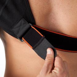 Linker/rechter schouderbrace voor heren/dames Mid 500 zwart