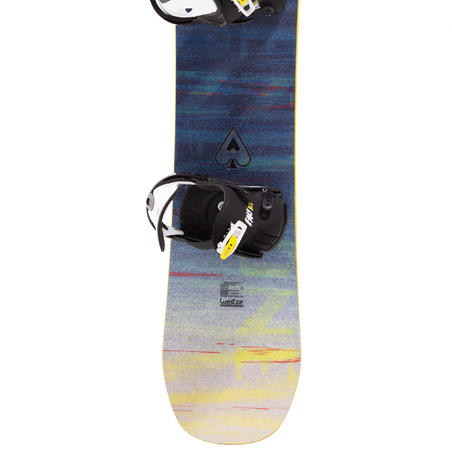 Non-Slip Adhesive Pads for Snowboards.