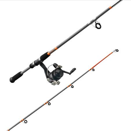 Ensemble pêche au posé ESSENTIEL LEDGERING ORANGE