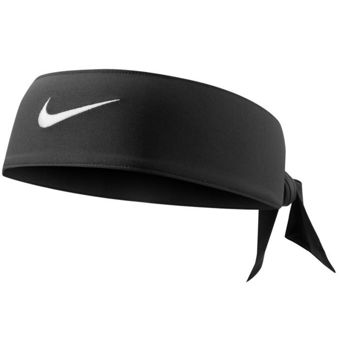 Bandana voor tennis Nike zwart