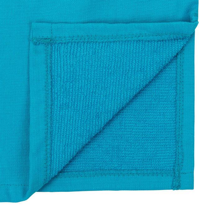 Surfponcho voor kinderen 100 (2 maten) blauw