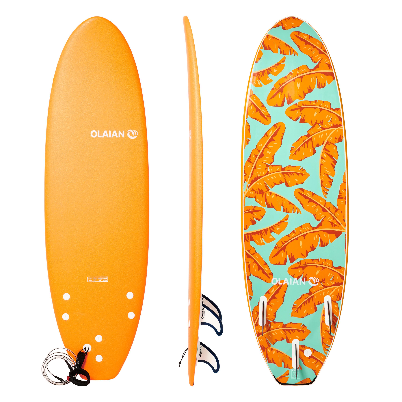 Placă surf 500 SOFT 6' imagine