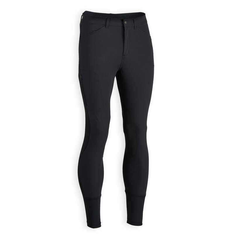 Erkek binicilik pantolonu KIYAFETLER - 500 FİLELİ PANTOLON FOUGANZA - KIYAFETLER