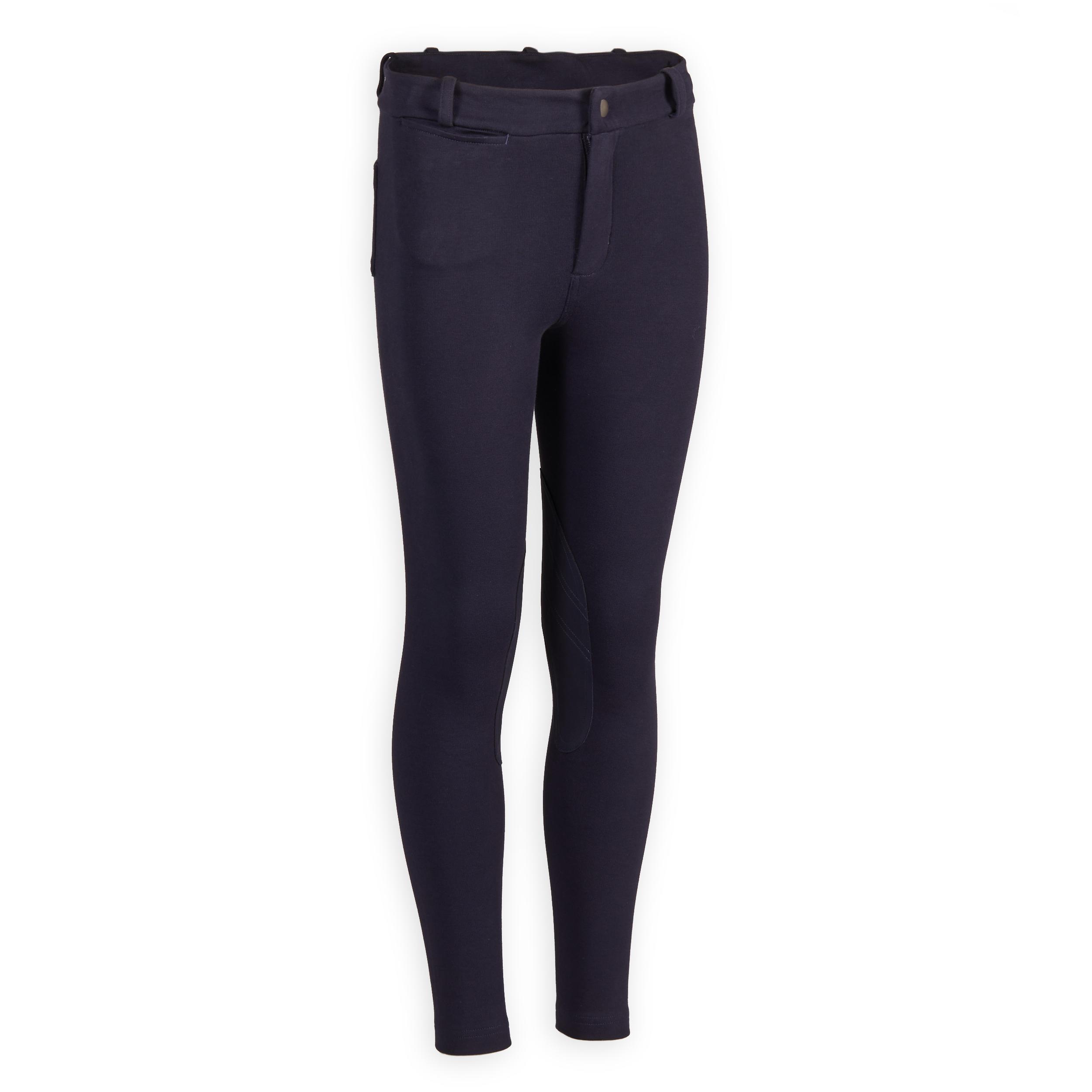 Pantalon 140 bleumarin bărbaţi imagine