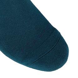 Rijkousen voor volwassenen ruitersport Losanges marineblauw/petrol/eendengroen