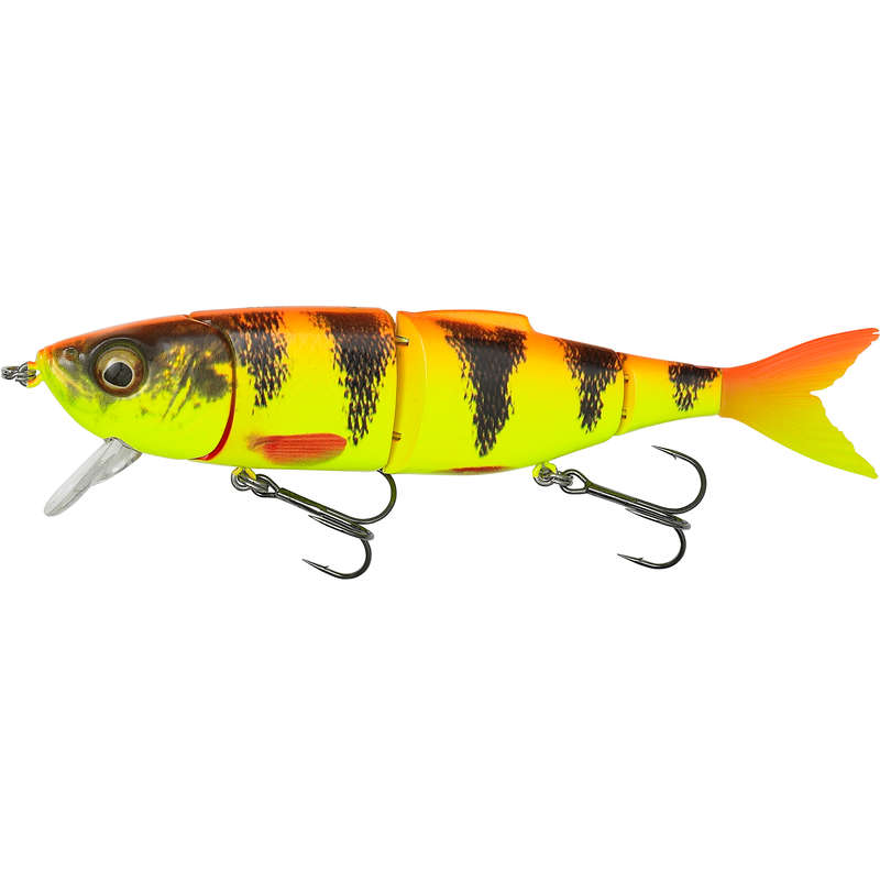 LARGE PIKE LURES Fishing - 4PLAY LIPLURE 16.5 GOLDEN AMB NO BRAND - Fishing