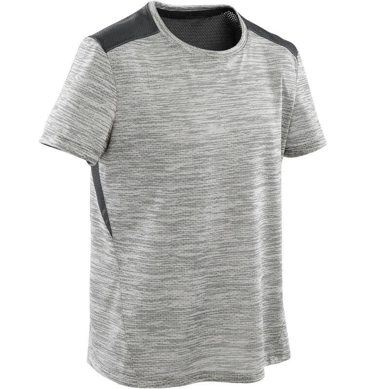 T-shirt respirant gris ENFANT