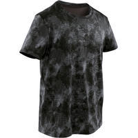 S500 Breathable Synthetic Gym T-Shirt – Boys