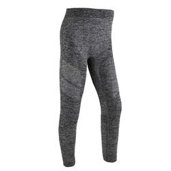 Keepdry 500 Kids' Tights - Mottled Grey