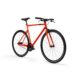 VELO VILLE SINGLE SPEED 500 ORANGE