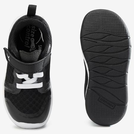 Sepatu Breathable 520 I Learn+++ - Hitam/Putih