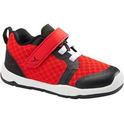 Zapatillas Bebé primeros pasos Domyos 520 I Learn Breath+ rojo tallas 20 al 24