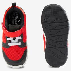 Chaussures 520 I LEARN BREATH +++ ROUGE/NOIR