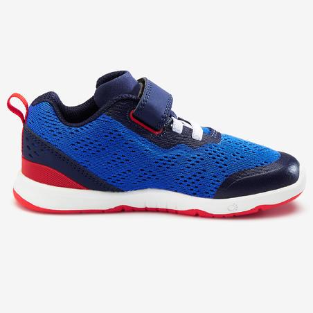 Sepatu Breathable 570 I Move++ - Biru/Hitam