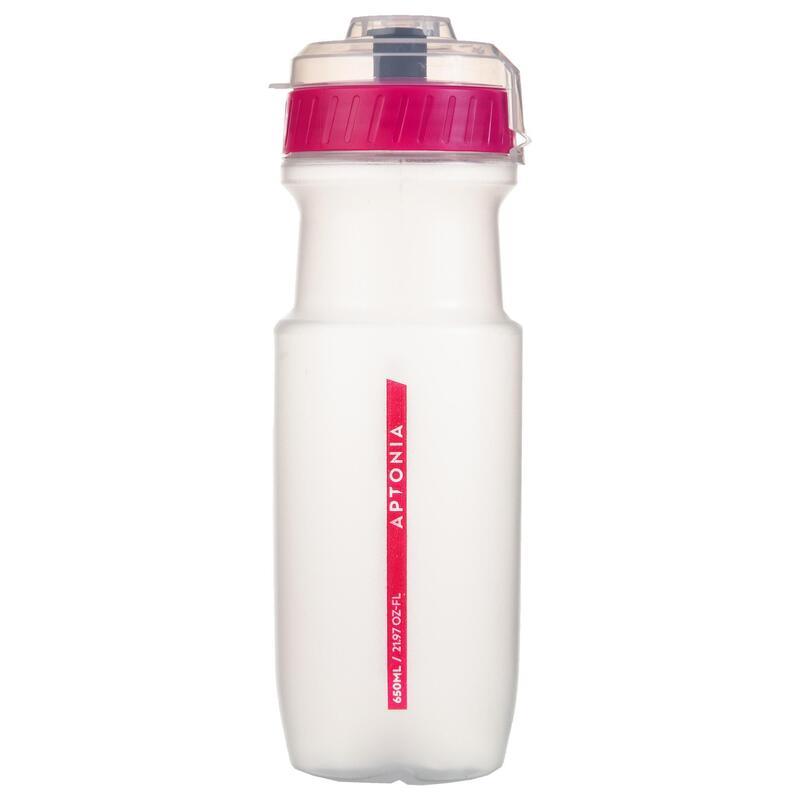 Sportbidon roze 650 ml