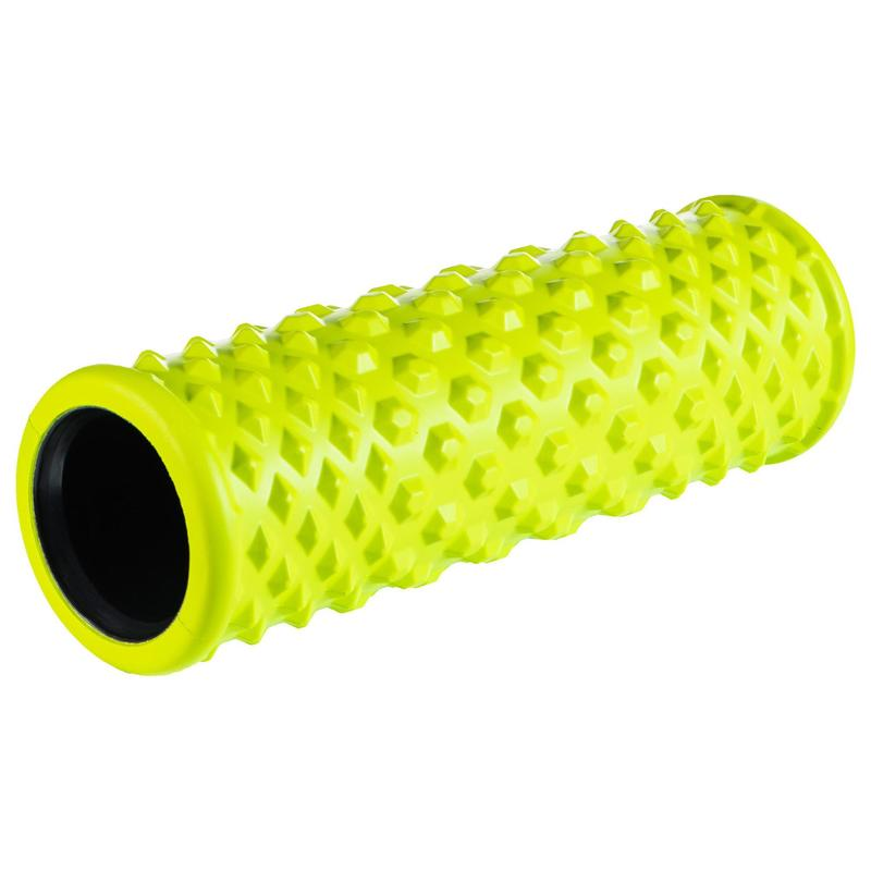 Rullo massaggiante / Foam roller 500 HARD verde