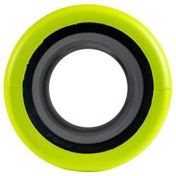 Rouleau de massage / Foam roller 500 HARD vert