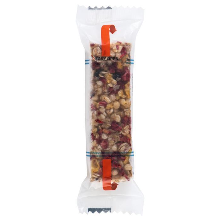 Barre de céréales CLAK aux fruits rouges 6 x 21g