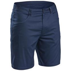 Calções de caminhada na natureza - NH100 Fresh - Homem Azul marinho