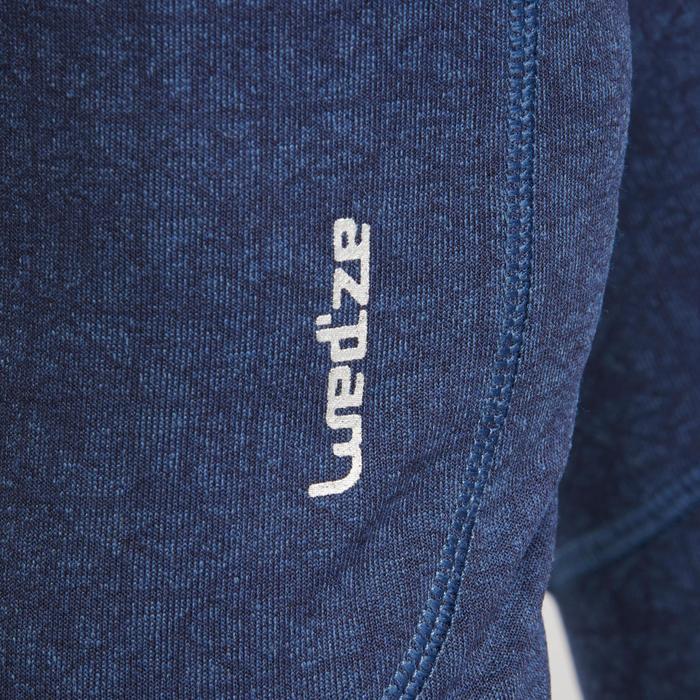 Sous-vêtement de ski enfant Bas 500 bleu marine