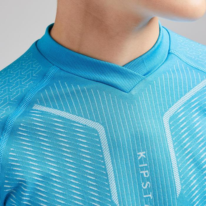 Keepdry 500 Kids' Base Layer - Sky Blue