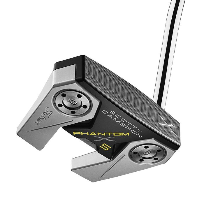 Golf Putter Phantom X5 Scotty Cameron RH schwarz