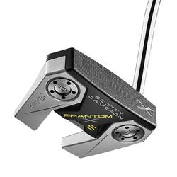 Putter de golf adulte phantom X5 Scotty Cameron droitier noir