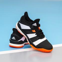 Handbalschoenen voor volwassenen Stabil X zwart/oranje