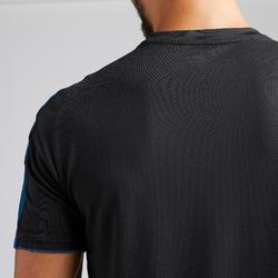 Voetbalshirt voor volwassenen F540 zwart