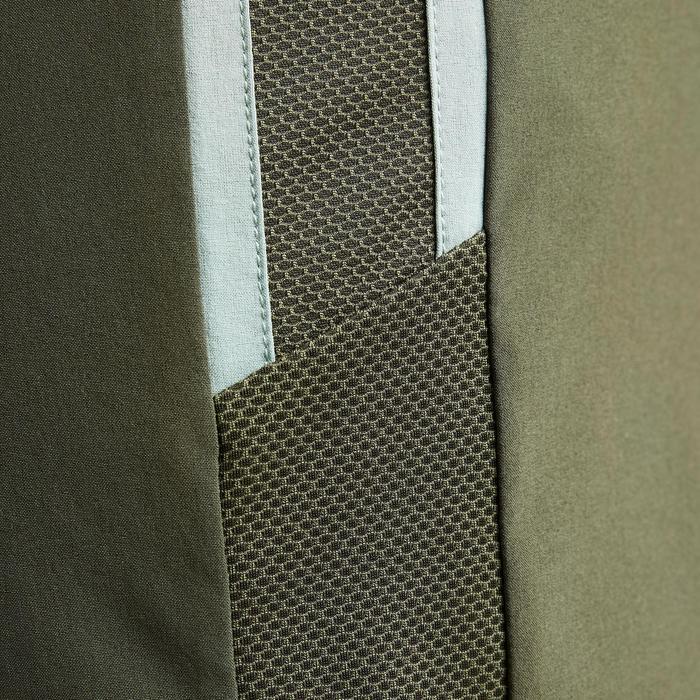 Voetbalbroekje met binnenbroek F540 TRX kaki