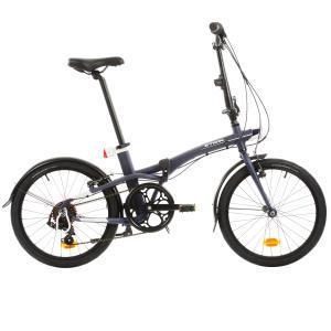 bicicleta plegable tilt 500