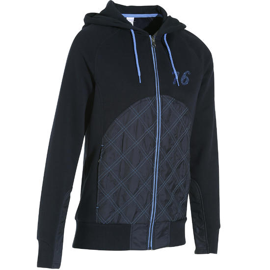 Damessweater Paddock ruitersport - 174207