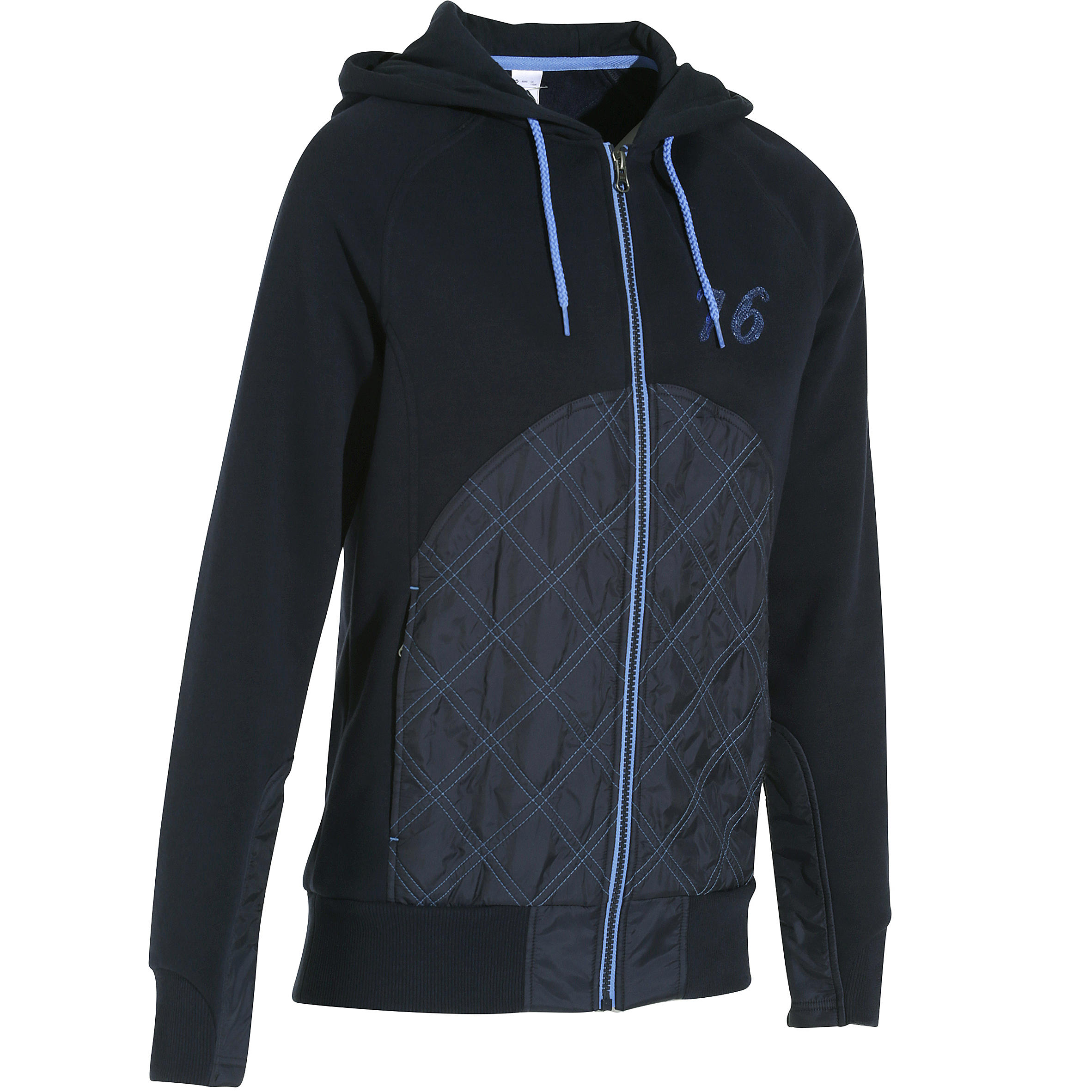 Fouganza Damessweater SW500 ruitersport