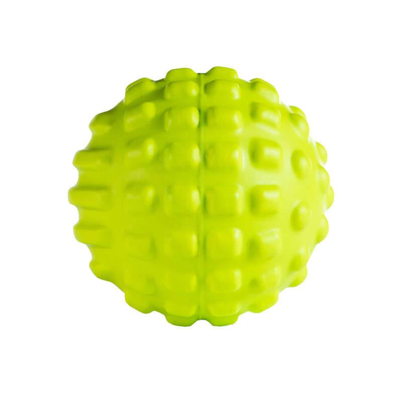 RECOVERY & PREPARATION ACCESSORIES Recovery and Injury - SMALL MASSAGE BALL GREEN APTONIA - Sport Recovery Equipment