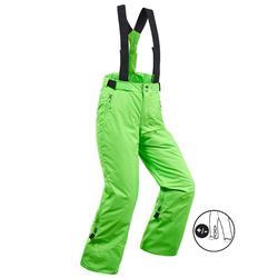 Skihose PNF 500 Kinder grün