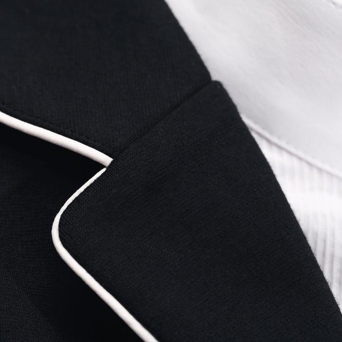 Turnierjacket Reiten 100 Damen marineblau