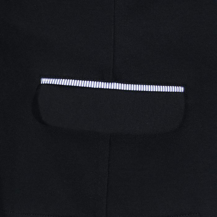 Veste de Concours équitation femme COMP100 bleu roi - 174247