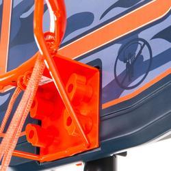 Panier de basket enfant B200 Keep Playing. 1,60m à 2,20m. Jusqu'à 10 ans.