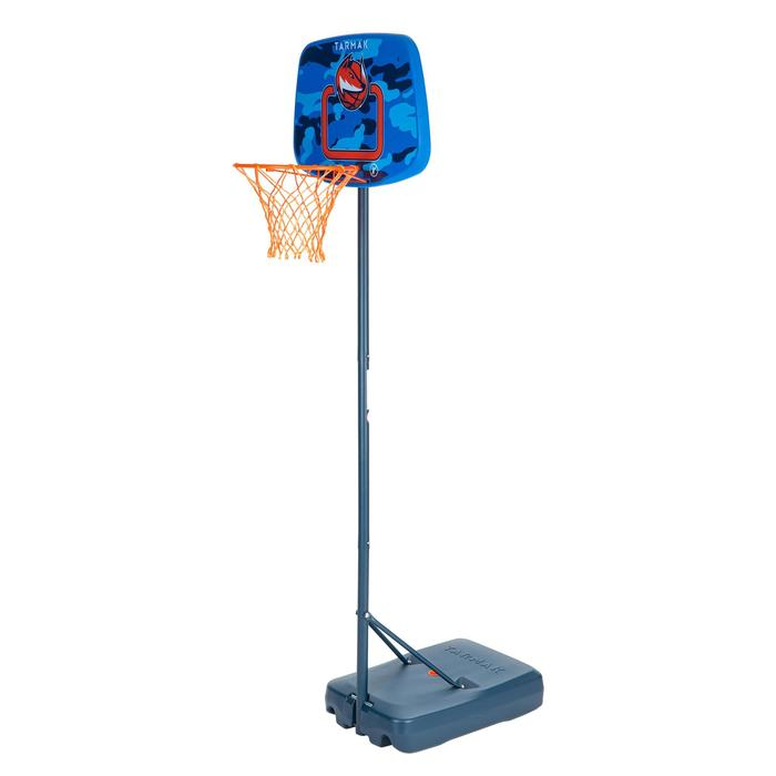 Kids' Basketball Basket K500 Aniball1.30m to 1.60m. Up to 8 years old.