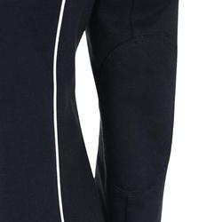 Wedstrijdjasje Paddock voor dames ruitersport marineblauw - 174249